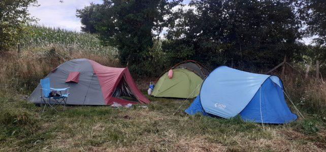 Mini-camping à la mini-ferme